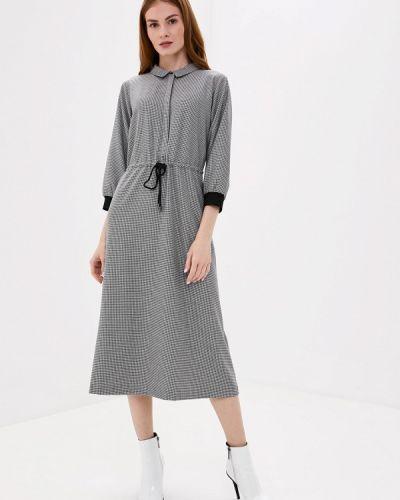 Платье - серое Unq