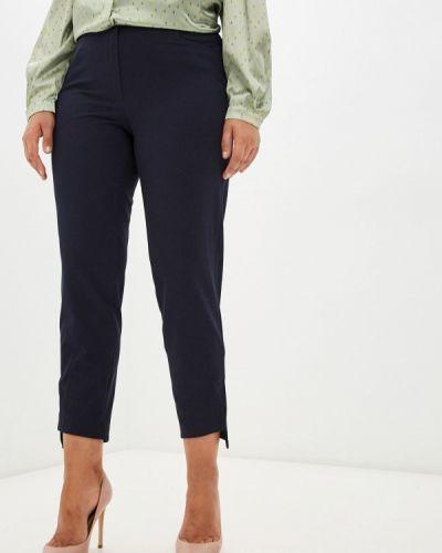 Синие брюки осенние Silver String