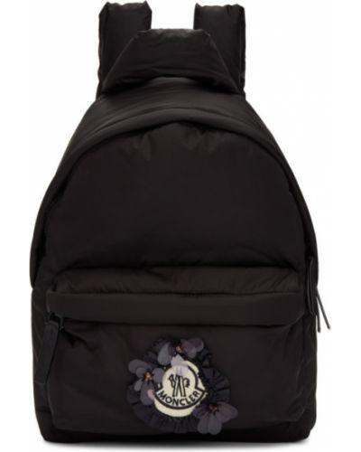 Рюкзак текстильный на молнии Moncler Genius