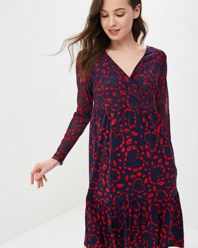 Платье итальянский синее Camomilla Italia