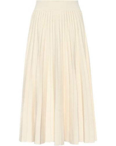 Плиссированная юбка миди пачка Polo Ralph Lauren