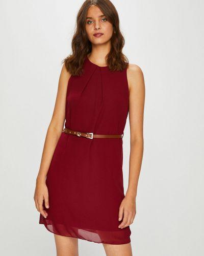 Платье мини прямое с вырезом Haily's