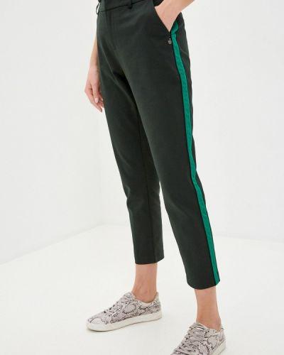 Повседневные зеленые брюки Scotch&soda