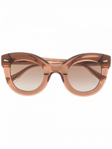 Beżowe okulary Gigi Studios