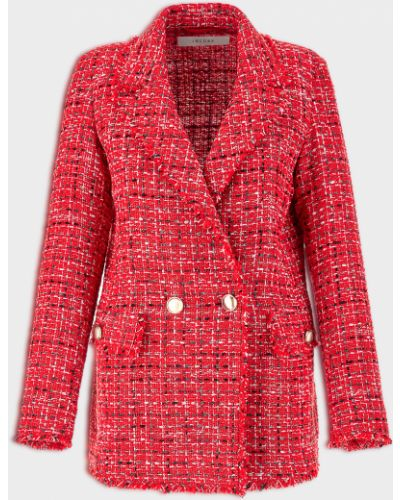 Красный пиджак Iblues