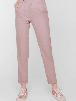 Розовые брюки повседневные Lo