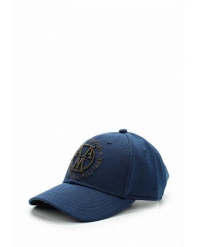 Синяя кепка Aeronautica Militare