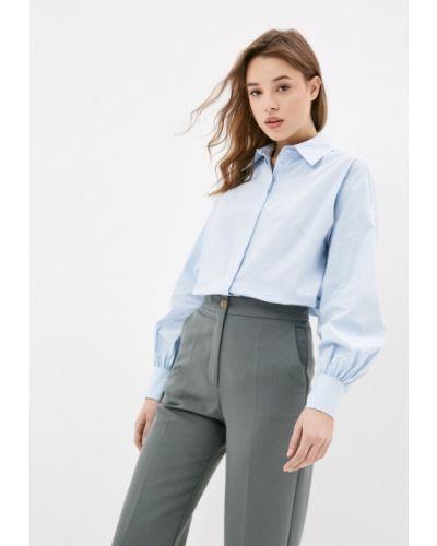 Рубашка - голубая Blauz
