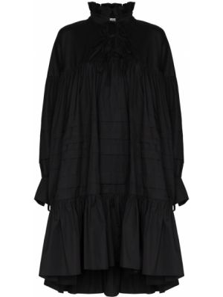 Платье оверсайз каскадное Cecilie Bahnsen