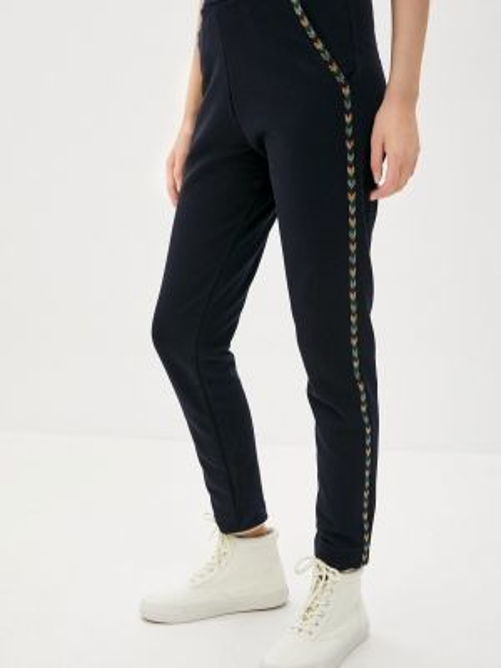 Синие спортивные брюки Blugirl Folies