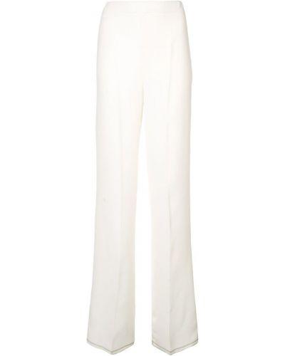 Широкие брюки - бежевые Yigal AzrouËl