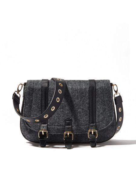 7203788b6f48 Серые женские сумки-мешки - купить в интернет-магазине - Shopsy