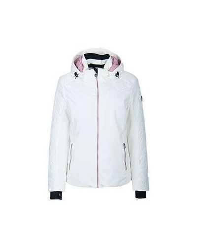 Куртка из полиамида - белая Ea7