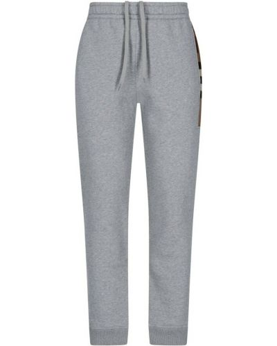 Spodnie - szare Burberry
