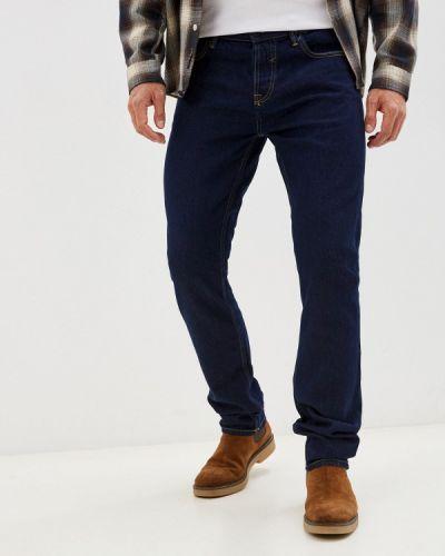Джинсовые прямые джинсы - синие Guess Jeans