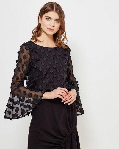 Черная блузка Tantra