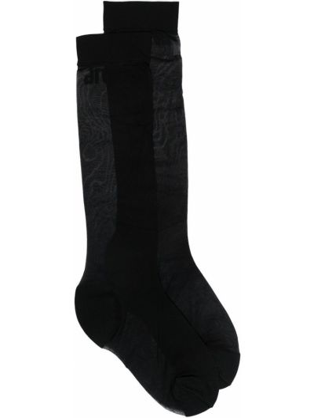 Черные носки Heron Preston