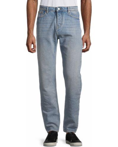 Niebieskie mom jeans Zadig & Voltaire