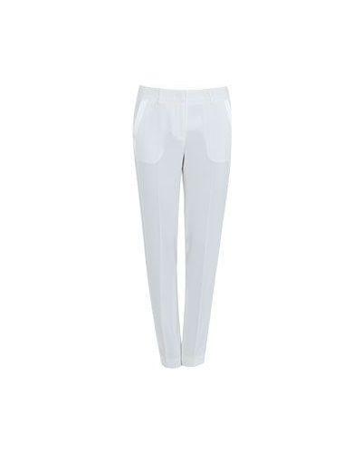 Летние брюки белые Alberto Biani