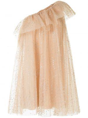 Różowa sukienka Redvalentino