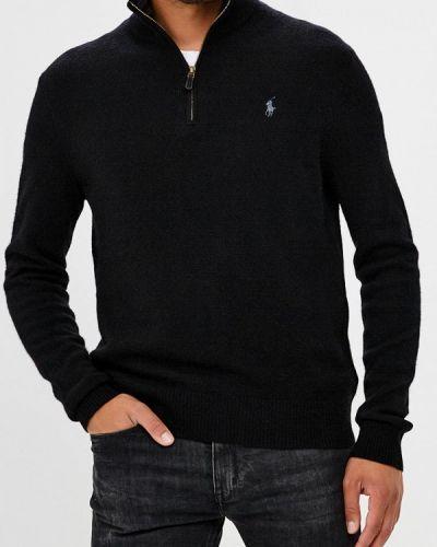 Черный свитер Polo Ralph Lauren