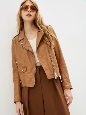 Кожаная куртка - коричневая Imperial