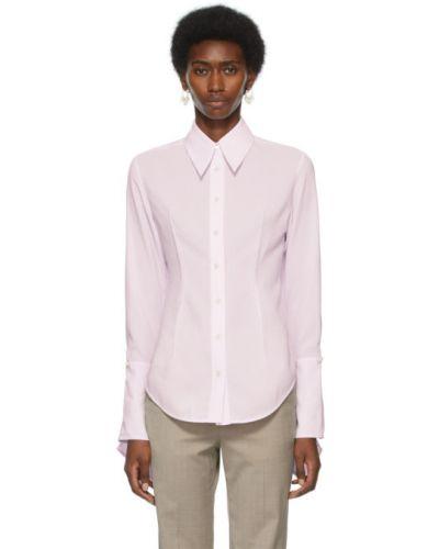 Рубашка с длинными рукавами с воротником с манжетами Recto