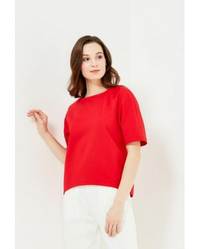 Красный свитшот Ruxara