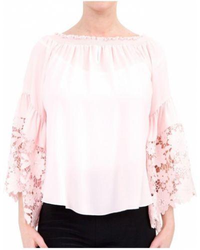 Różowa bluzka Joseph Ribkoff