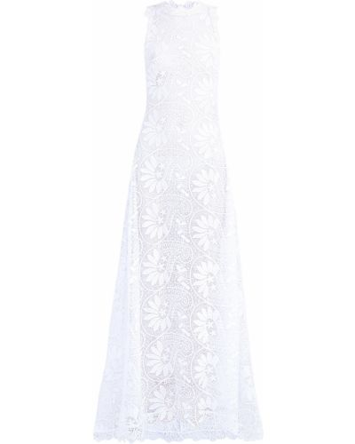 Платье макси расклешенное с вырезом Charo Ruiz Ibiza