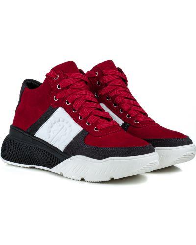 Кроссовки - красные Kento