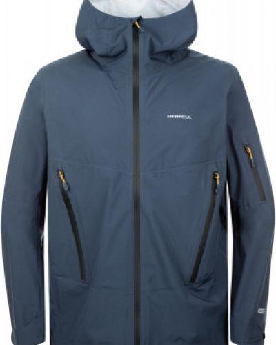 Синяя куртка на молнии туристическая Merrell