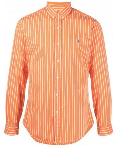 Koszula, pomarańczowy Polo Ralph Lauren