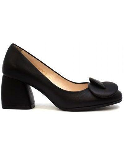 Кожаные туфли черные Modus Vivendi