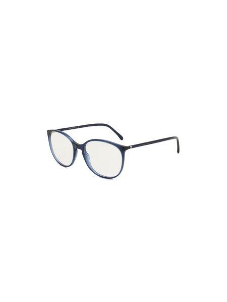 Синие очки Chanel