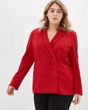 Пиджак - красный Sophia