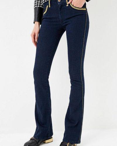 Широкие джинсы расклешенные итальянский Blugirl Folies