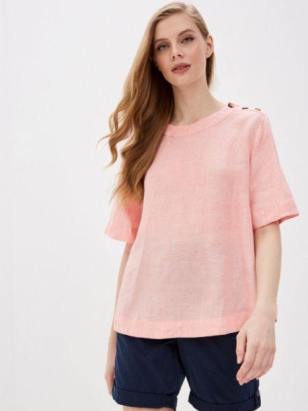 Коралловая блузка Marks & Spencer