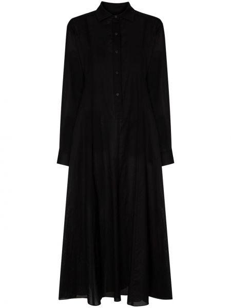 Платье миди макси на пуговицах Three Graces