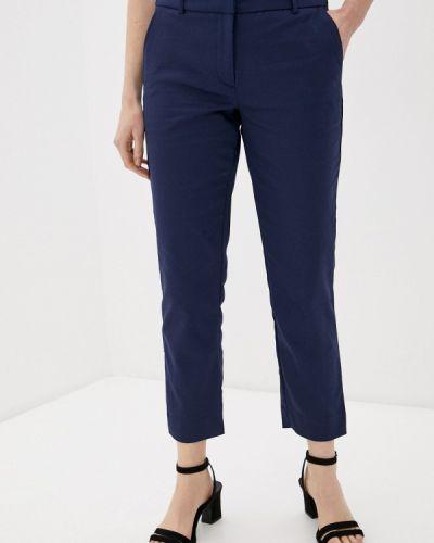 Клубные синие классические брюки Concept Club