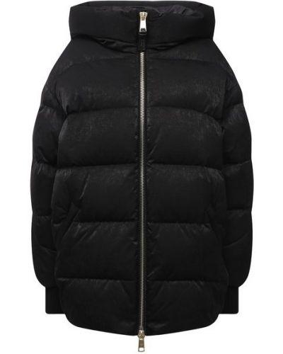 Пуховая куртка с подкладкой с гусиным пухом Nicole Benisti