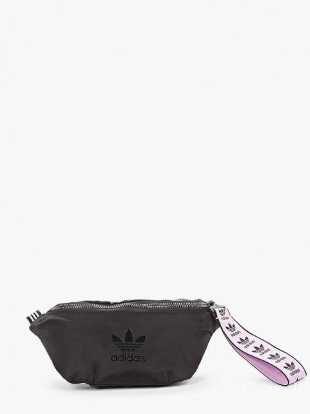 Поясная сумка черная весенний Adidas Originals