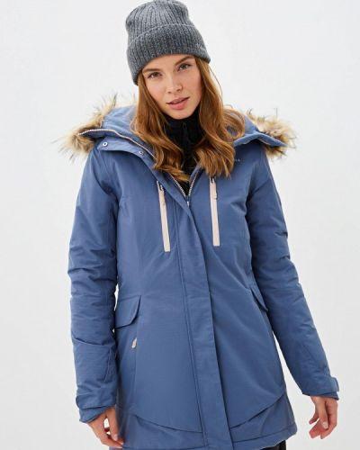 Утепленная куртка осенняя синий Merrell