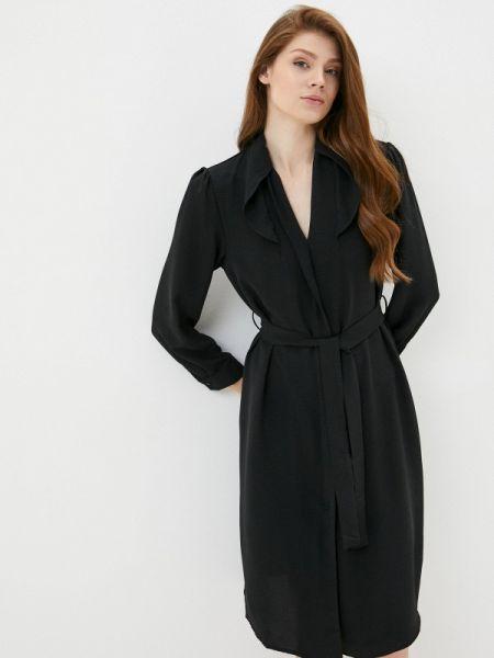 Платье - черное B.style