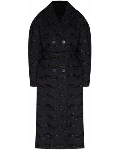 Пальто пальто-халат шерстяное Simone Rocha