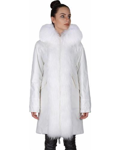 Куртка осенняя из кролика Tsarevna