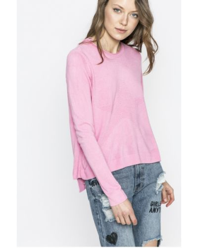 Розовый свитер Jacqueline De Yong