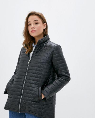 Утепленная куртка - черная очаровательная адель