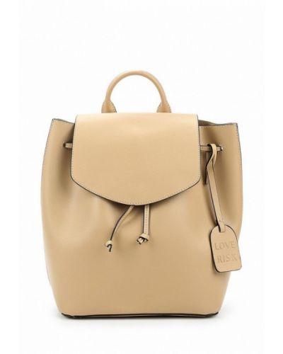Бежевый рюкзак Jennyfer