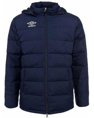 Куртка с капюшоном зимняя на молнии Umbro